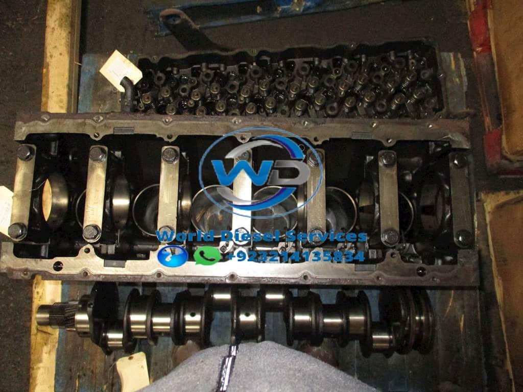 Maxxforce number-1891092c91 Cylinder Block