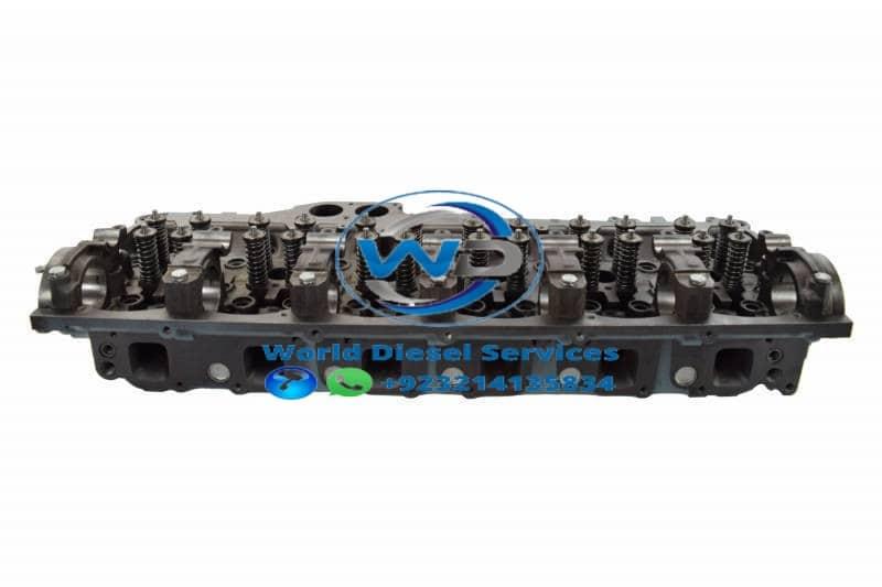 Detriot series 60 cylinder head casting number 23523430