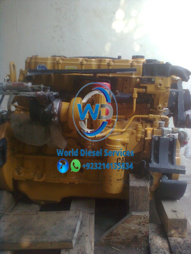Caterpillar C7 Serial #: RMF Engine