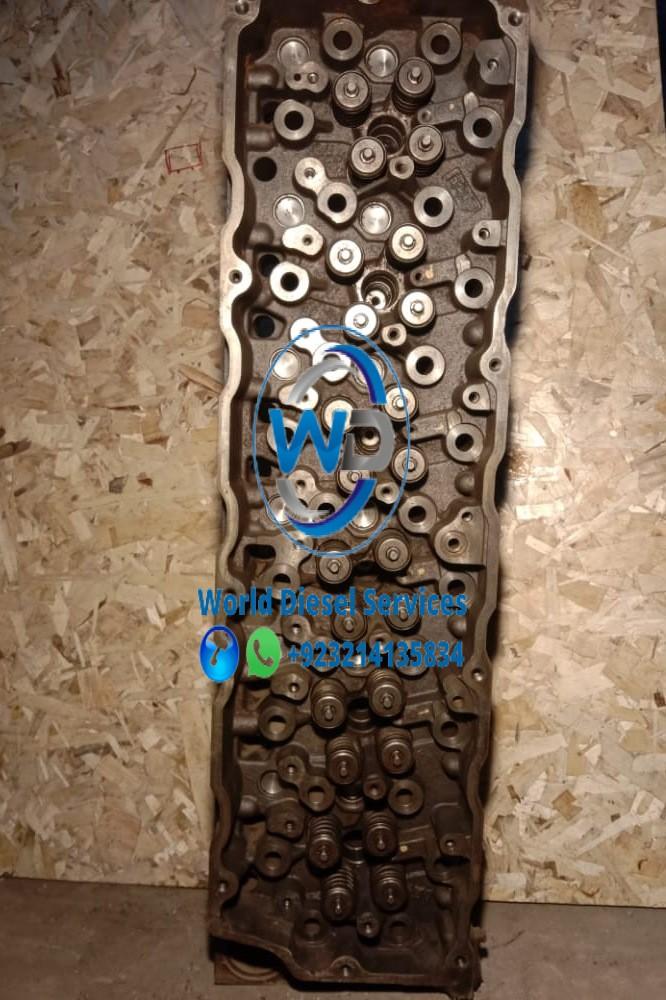 Maxxforce Cylinder Head 891092c91