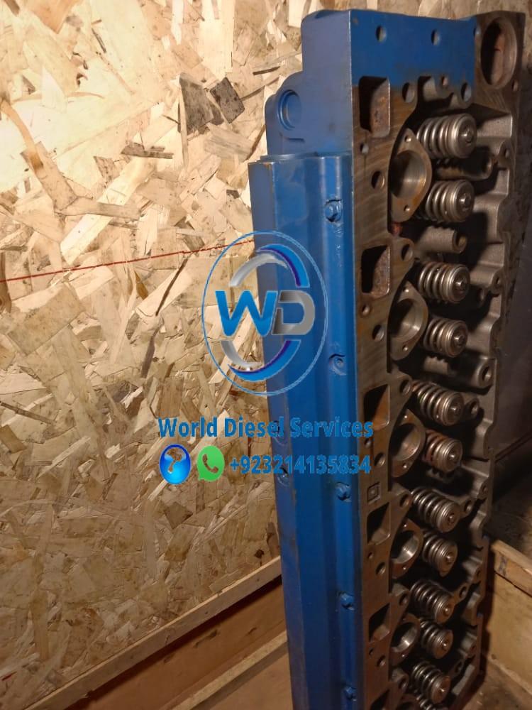 Perkins 1827113c2 Cylinder Head