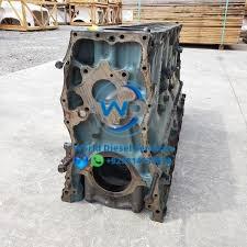 Detriot series 60 cylinder block casting number